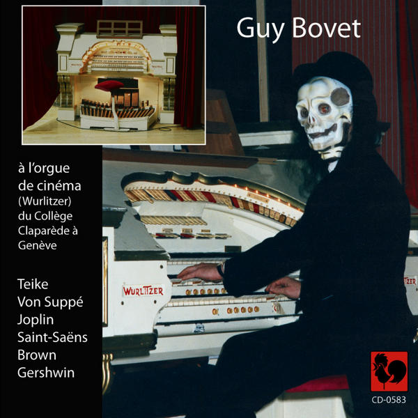 Joplin - Saint-Saëns - Gershwin - Guy Bovet