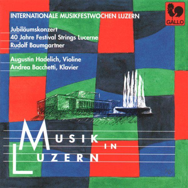 Festival Strings Lucerne - Vivaldi - Bach - Mozart - Stravinsky
