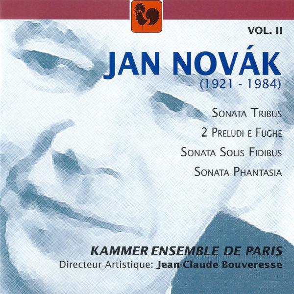 Jan Novák - Kammernsemble de Paris