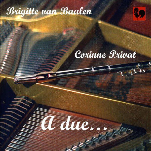 TCHAIKOVSKY : The Seasons for Flute, Op. 37a, TH 135: VI. June (Barcarolle) - MARCELLO: Oboe Concerto in D Minor, SF. 935... - Corinne Privat.