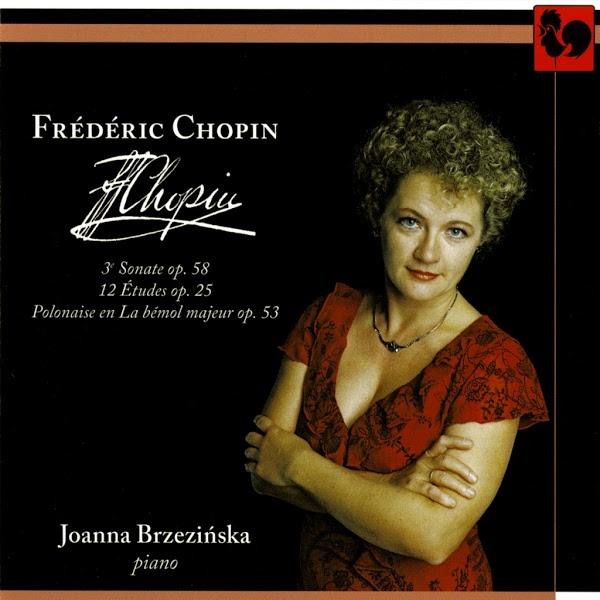 Etude 3 Tristesse Chopin: CHOPIN – JOANNA BRZEZINSKA