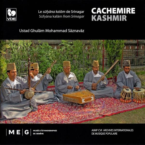 Cachemire: Le sufyana kalam de Srinagar - Kashmir: Sufyana kalam from Srinagar