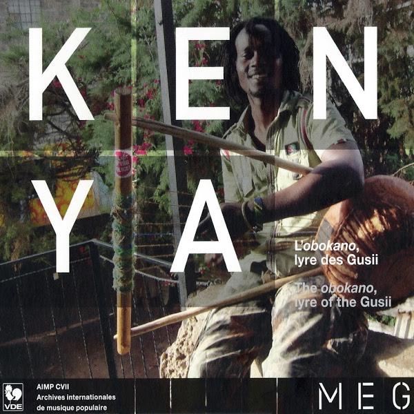 kenya: L'obokano, lyre des Gusii - The obokano, lyre of the Gusii