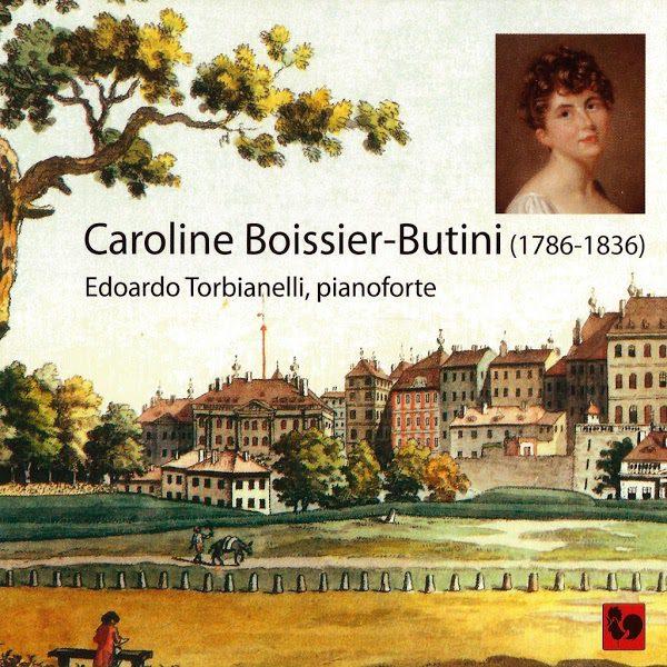Caroline Boissier-Butini - Edoardo Torbianelli - Pianoforte Broadwood