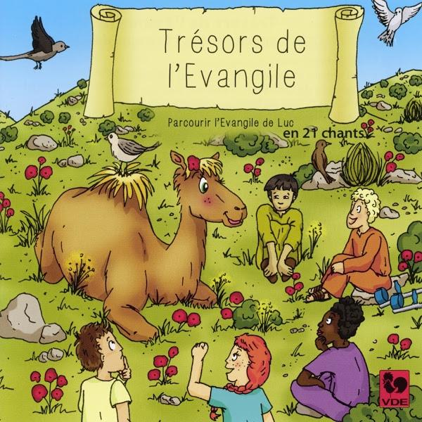 Trésors de L'Évangile - A dos de dromadaire, Vol. 2 - Philippe Corset