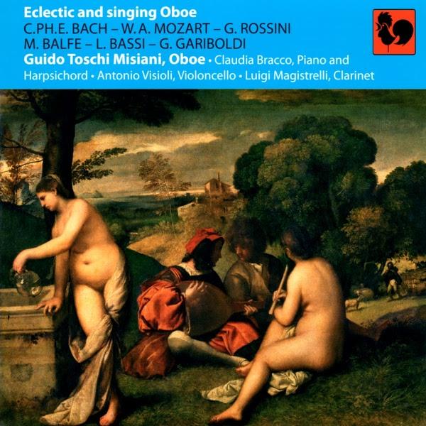 Bach - Mozart - Rossini - Guido Toschi Misiani - Luigi Magistrelli