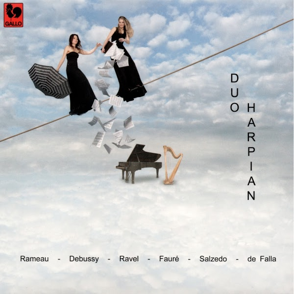 Rameau - Debussy - Ravel - Granados - Duo Harpian