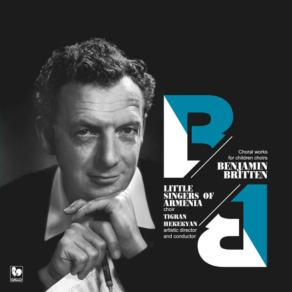 Benjamin Britten - Little Singers of Armenia Choir