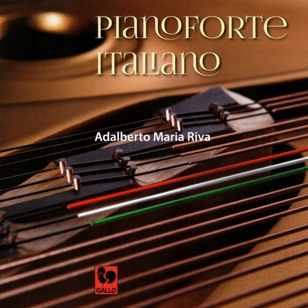 Scarlatti - Paradisi - Respighi - Fumagalli - Adalberto Maria Riva