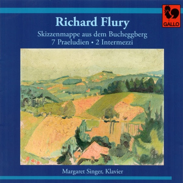 Richard Flury - Margaret Singer