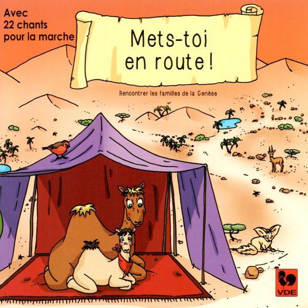 Mets-toi en route - Philippe Corset