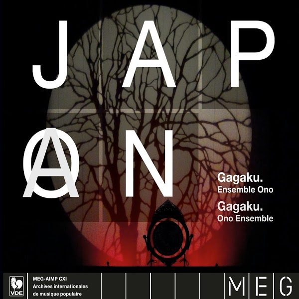 Japon Le Gagaku - Japan The gagaku - Ono Gagaku Kaï