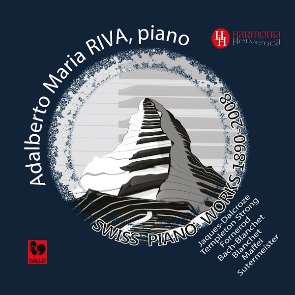 Dalcroze - Fornerod - Blanchet - Sutermeister - Adalberto Maria Riva
