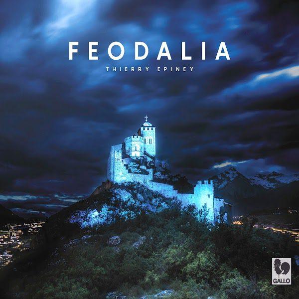 Thierry Epiney - Feodalia - Choeur Novantiqua