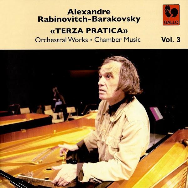 Alexandre Rabinovitch Barakovsky - Terza pratica - Mark Drobinsky