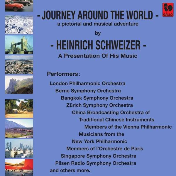 heinrich Schweizer - The London Philharmonic Orchestra - Singapore Symphony Orchestra - Michiko Tsuda