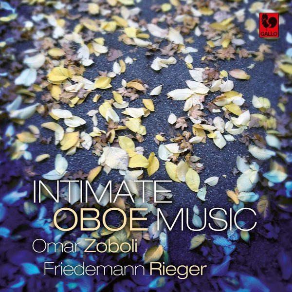 Britten - Koechlin - Nielsen - Omar Zoboli - Friedemann Rieger