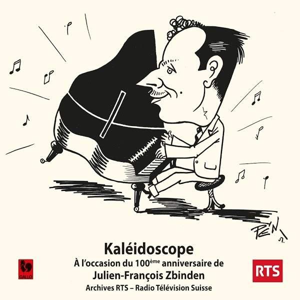 Julien-François Zbinden - Cole Porter - Jacques Prévert