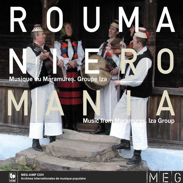 AIMP - Musique du Monde - World Ethnic Music - Roumanie - Romania - Music from Maramures