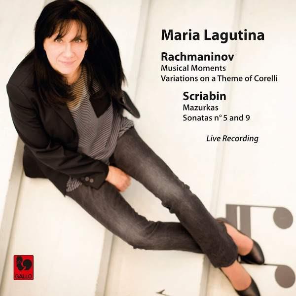 Rachmaninoff moments musicaux - Scriabine - Maria Lagutina