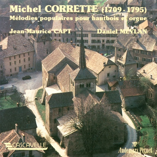 Michel Corrette - Nouveau Livre de Noëls - Daniel Meylan - Jean-Maurice Capt