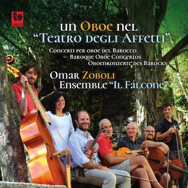 Vivaldi - Marcello - Telemann - Omar Zoboli, Oboe - Ensemble Il Falcone