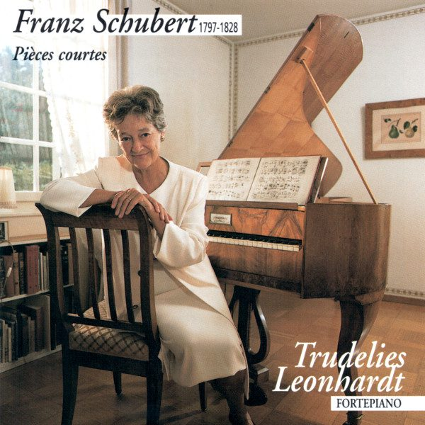 Franz Schubert - 34 Valses Sentimentales D. 779 - Trudelies Leonhardt - Fortepiano