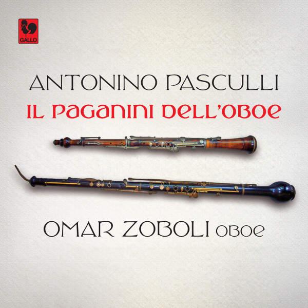 Antonino Pasculli - Omar Zoboli, Oboe - Antonio Ballista, Pianoforte - Giuliana Albisetti, Harp