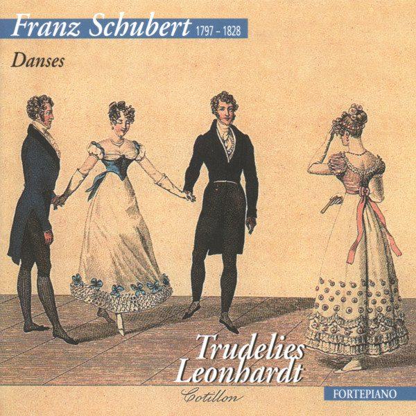 Franz Schubert - German Dances - Grazer Walzer - Trudelies Leonhardt - Fortepiano