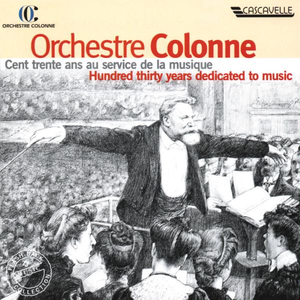 Ravel - Chabrier - Messager - Saint-Saëns - Orchestre Colonne