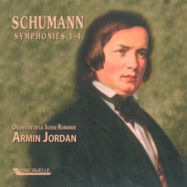 Schumann - Symphonies - Orchestre de la Suisse Romande - Armin Jordan