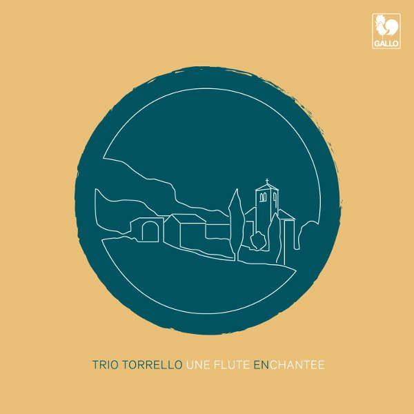 Trio Torrello - une flûte enchentée - Volkmar Andreae - Vier Gedichte - Vincenzo Bellini - 3 Ariette inedite