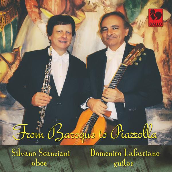 From Baroque to Piazzolla - Silvano Scanziani - Domenico Lafasciano