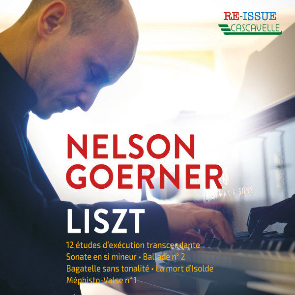 Nelson Goerner Plays Liszt - 12 études d'exécution transcendante