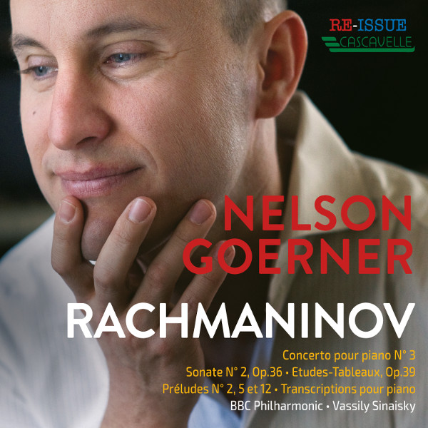 Nelson Goerner plays Rachmaninoff - Etudes-tableaux