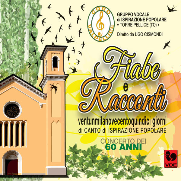 Fiabe e Racconti - Coro Valpellice - Ugo Cismondi