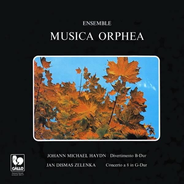 Michael Haydn - Jan Dismas Zelenka - Musica Orphea