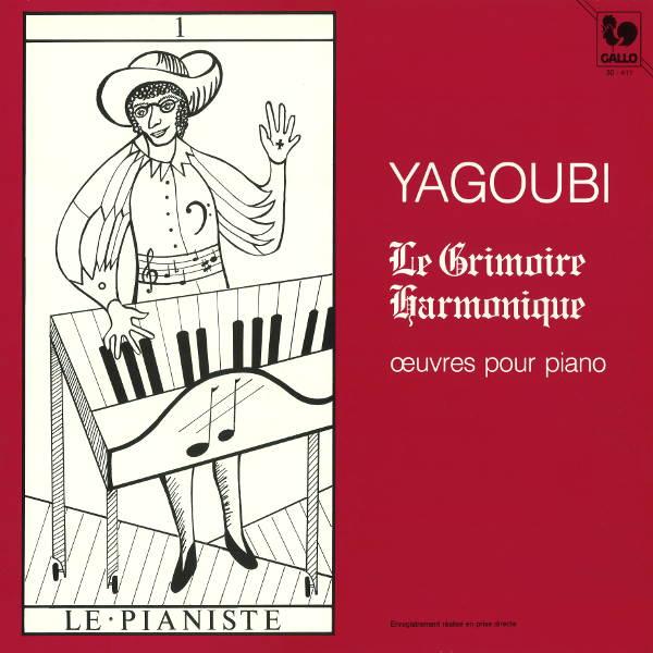 Omar Yagoubi : Le Grimoire Harmonique