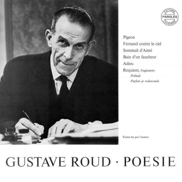 Gustave Roud : Poésie