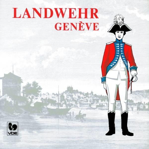 La Landwehr de Genève - Georges Richina