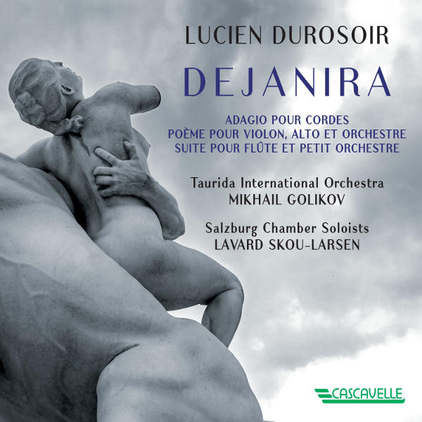 Lucien Durosoir: Dejanira - Taurida International Orchestra