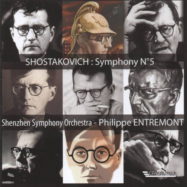 Shostakovich : Festive Overture - Shenzhen Symphony Orchestra - Philippe Entremont