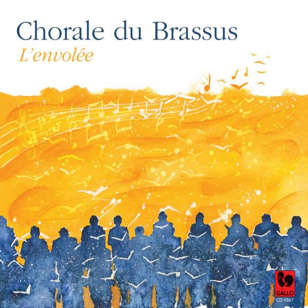 L'envolée : Gustave DORET / René MORAX: Prière du Rütli – Robert MERMOUD / Maurice BUDRY: Pour toi, pays - La Chorale du Brassus - Stanislava Nankova.