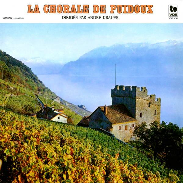 Emile Gardaz - La Chorale de Puidoux - René Krauer