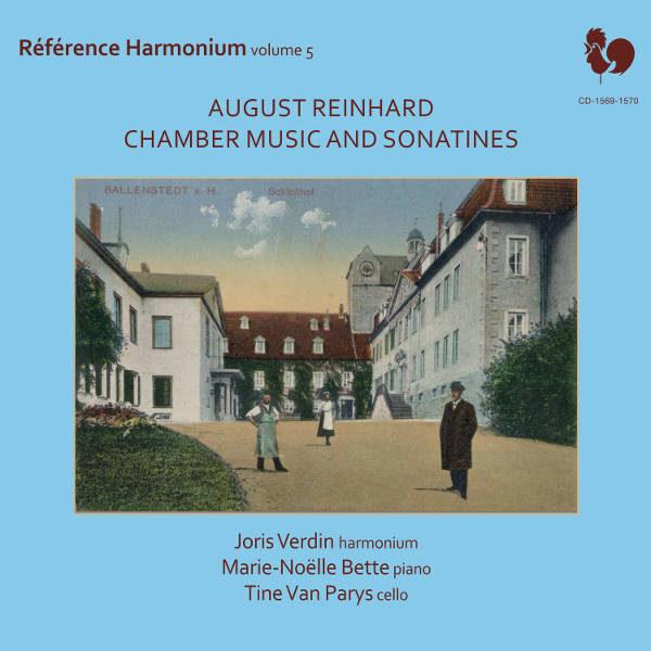 August Reinhard - Référence Harmonium Vol. 5 - Joris Verdin