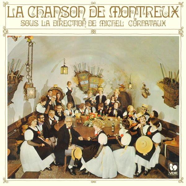la Chanson de Montreux - Michel Corpataux
