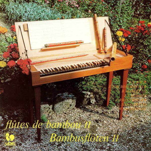 Sammartini - Rheinberger - Boismortier - flûtes de bambou, Vol. 2