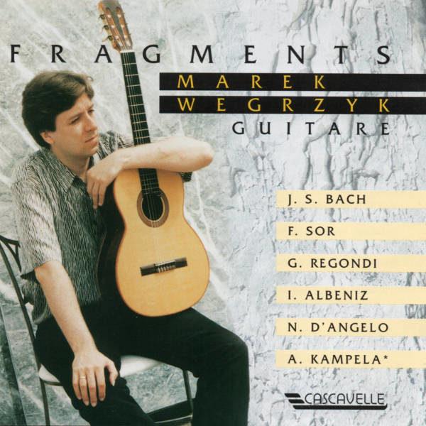 Albéniz: Asturias - Bach: Chaconne in D Minor - Marek Wegrzyk, Guitar
