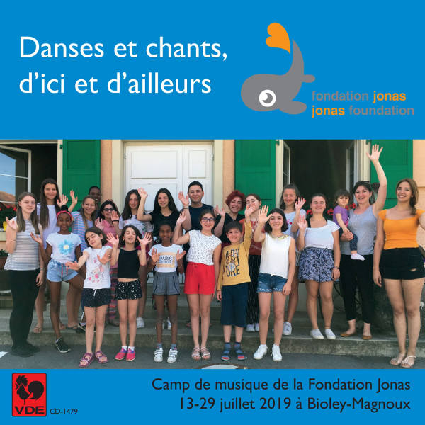 CD Fondation Jonas, Jonas Foundation