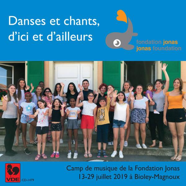 CD Fondation Jonas, Jonas Foundation